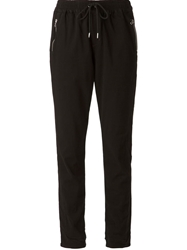 Joe's Jeans Drawstring Trousers Black