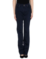 Trussardi Jeans Denim Pants Dark Blue