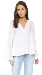 Endless Rose Belle Blouse Off White