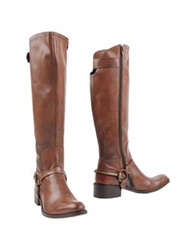 Now Boots Brown