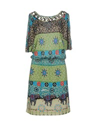 Pam And Arch Dresses Knee Length Dresses Women Green
