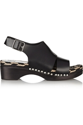 Thakoon Addition Joplin Studded Leather Sandals