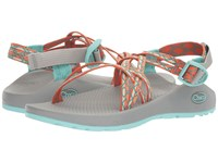 Chaco Zx 1 Classic Paloma Tangerine Women's Sandals Orange