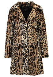 Miss Selfridge Sadie Short Coat Brown