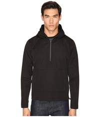 Atm Anthony Thomas Melillo Hooded Anorak Black