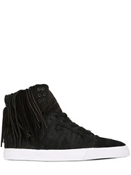 Supra Skytop Ponyskin High Top Sneaker