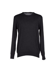Andrea Fenzi Knitwear Jumpers Men Dark Brown