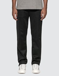 Acne Studios Emmett Face Trousers Black