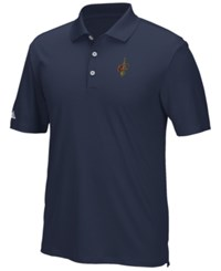 Adidas Men's Cleveland Cavaliers Performance Polo Navy