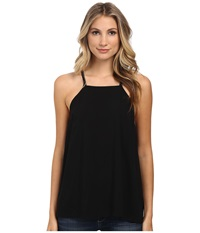 Alternative Apparel Rayon Challis Tank Top Black Women's Sleeveless