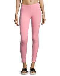Hard Tail Full Length Leggings Poppy Pink