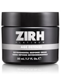 Zirh Platinum Age Defense Environmental Response Cream 1.7 Oz No Color