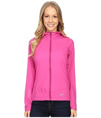 Arc'teryx Cita Hoodie Rose Violet Women's Sweatshirt Purple
