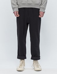 3.1 Phillip Lim Elaxed Tapered Cropped Sweatpants
