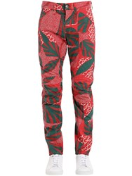 G Star By Pharrell Williams 5622 Elwood African Print Jeans