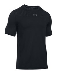 Under Armour Heatgear Coolswitch Fitted Tee Black