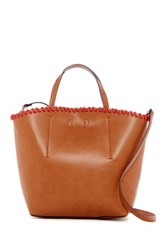 Steve Madden Bgeri Satchel Brown