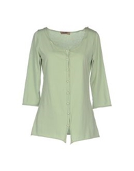 Kayla Cardigans Light Green