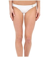Body Glove Smoothies Flirty Surf Rider Bottom White Women's Swimwear