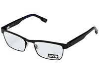 Spy Optic Paxton Matte Black Black Blue Horn Sport Sunglasses Clear