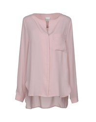 Selected Femme Shirts Pink