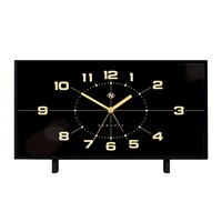 Newgate Wideboy Alarm Clock Black