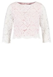 Oasis Blouse Ivory Off White