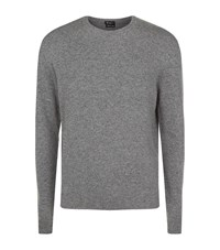 Tiger Of Sweden Matias Wool And Cashmere Jumper Male Grey