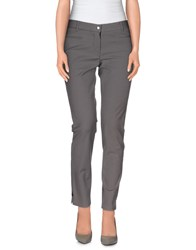 Pamela Henson Trousers Casual Trousers Women Grey