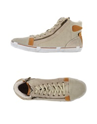 Cafe'noir Cafenoir High Tops And Trainers Grey