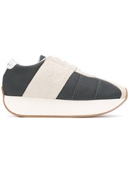 Marni Bigfoot Sneakers White
