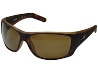 Arnette Heist 2.0 Fuzzy Havana Brown Polarized Sport Sunglasses