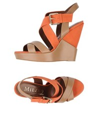 Miezko Footwear Wedges Women