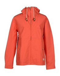 Minimum Jackets Orange