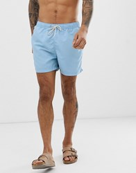Selected Homme Swim Shorts Blue