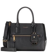 Marc Jacobs Recruit East West Leather Tote Black