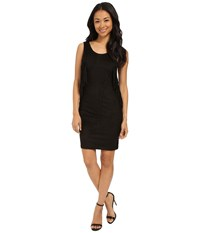 Only Fringe Short Dress Black Women's Dress