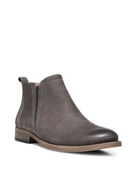 Franco Sarto Hancock Leather Chukkas Grey