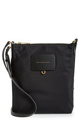 Marc By Marc Jacobs 'Preppy Legend Sia' Nylon Crossbody Bag Black