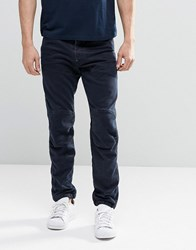 G Star 5620 3D Tapered Trainer Color Jeans Moor Blue