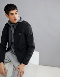 Jack Wolfskin Essential Altis Soft Shell Jacket In Black