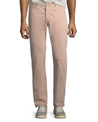 Ag Adriano Goldschmied Graduate Sud Tailored Jeans Sulfur Pale Mauve
