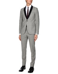 Brian Dales Suits Light Grey