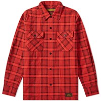 Neighborhood Bandc Shirt Red