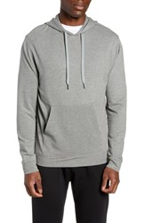Tasc Performance Legacy Hooded Pullover Heather Gray