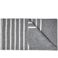 Norse Projects Nautical Scarf Grey