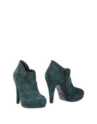 Vic Shoe Boots Dark Green