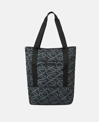 Stella Mccartney Black Eco Nylon Tote Bag
