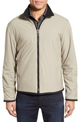 Men's James Perse Water Resistant Full Zip Jacket