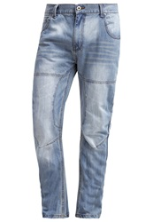 Your Turn Straight Leg Jeans Light Blue Denim